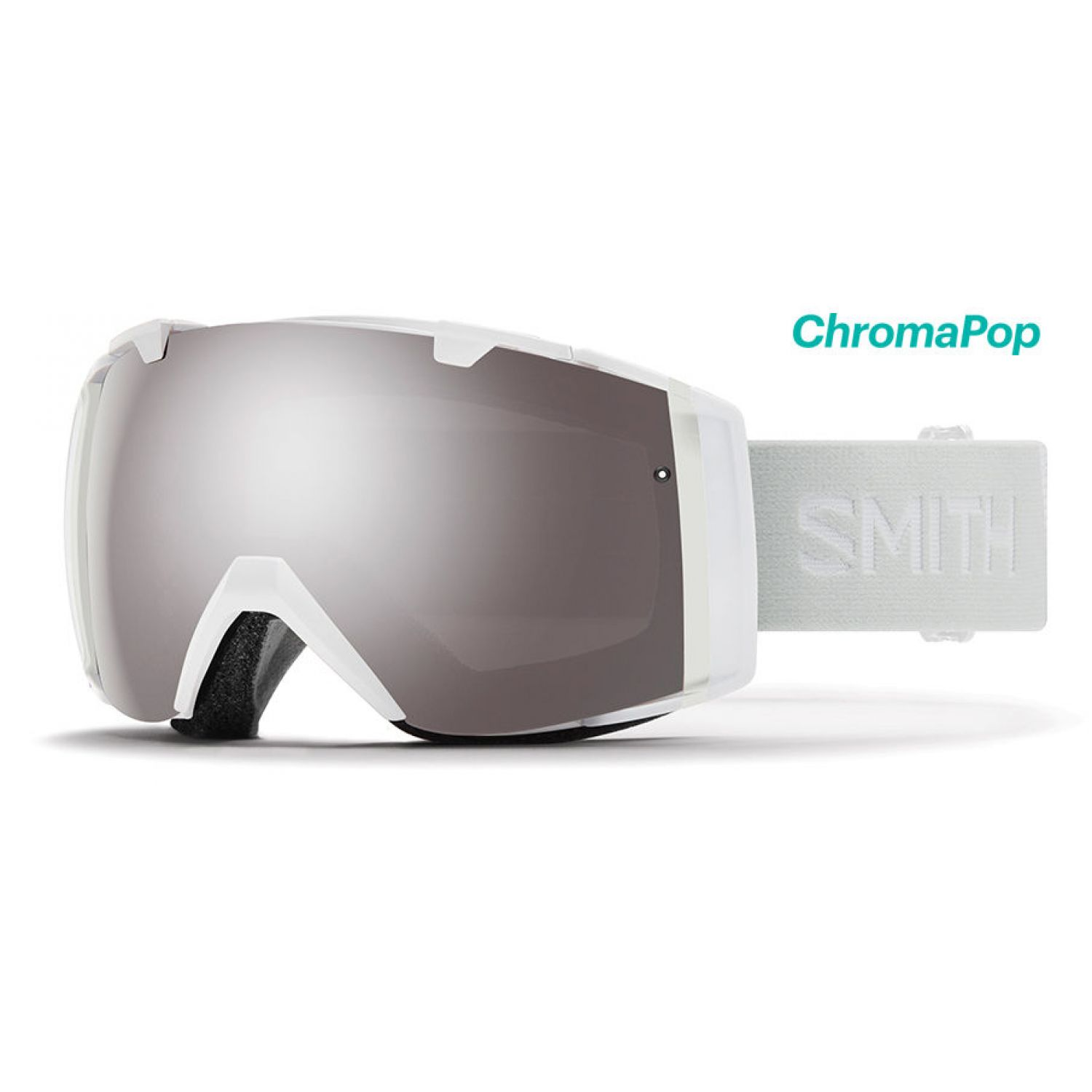 Smith Optics | I/O White Vapor | Skibrille