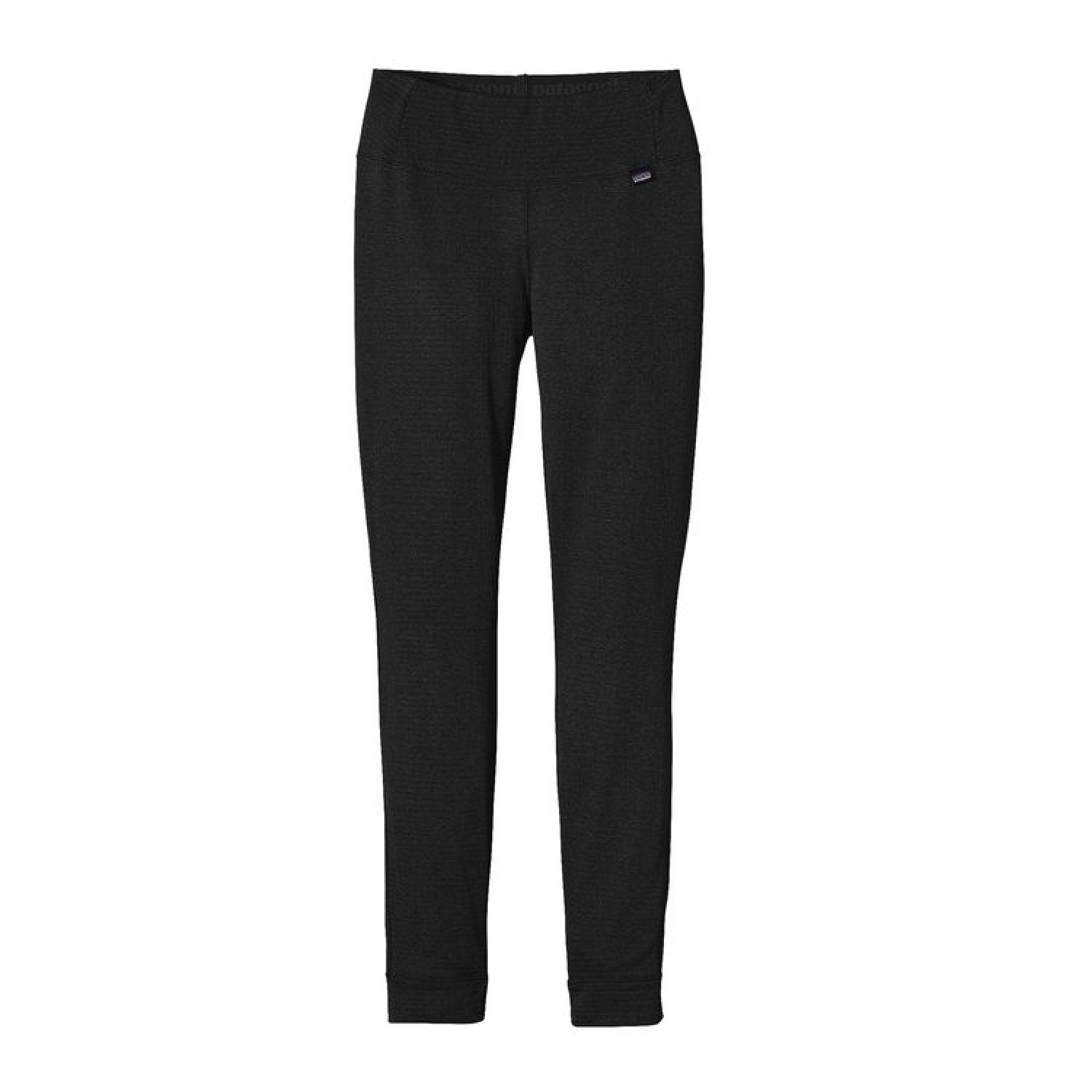 Patagonia Capilene® Thermal Weight Bottoms Black S