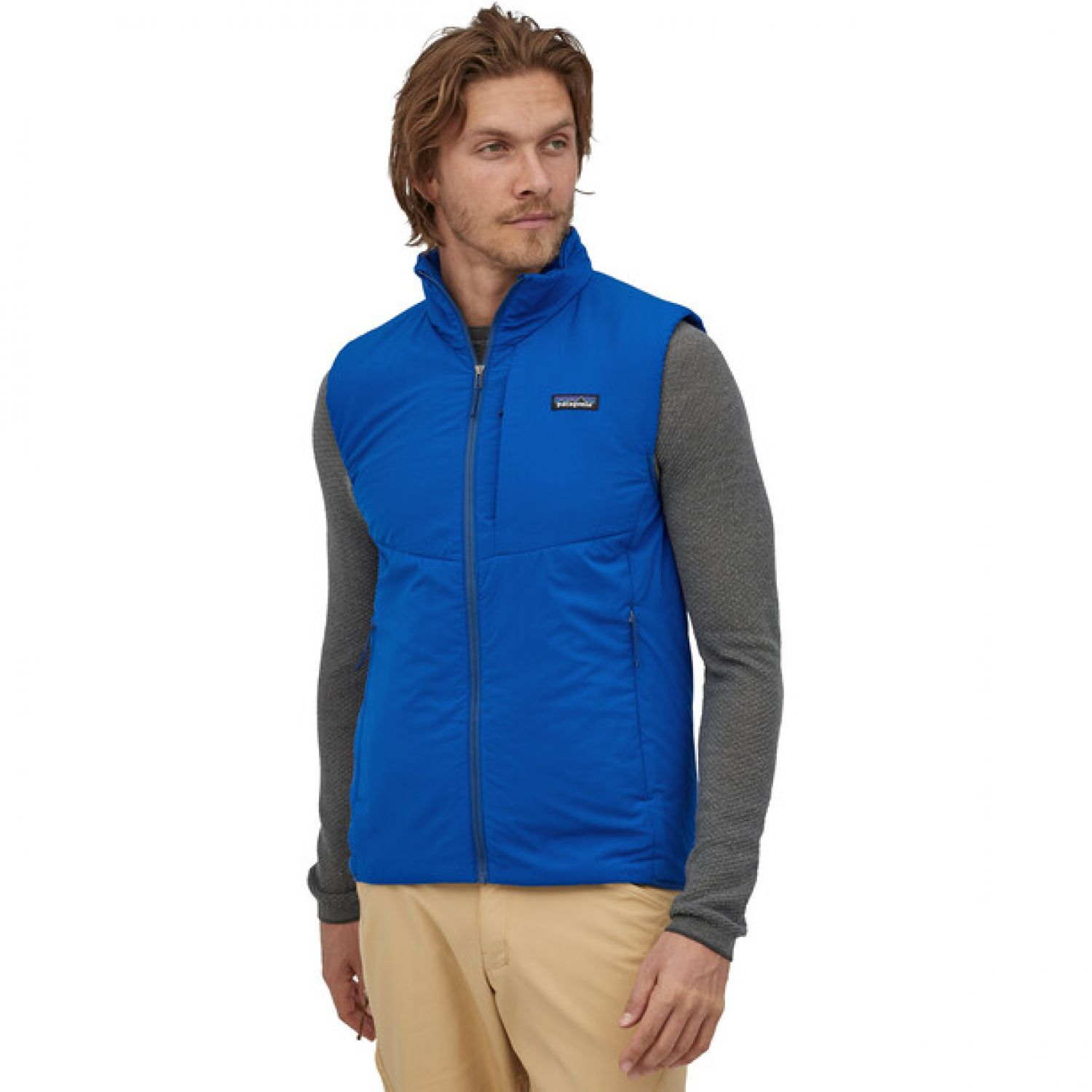 Patagonia Nano-Air Vest Men | Kunstfaserweste Black S