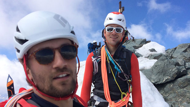 ON TOUR - Ben & Steffen am Glockner Stüdlgrat
